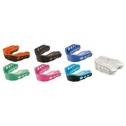 Shock Doctor Mouth Guard Gel Max Gum Shield Boxing Hockey Rugby MMA